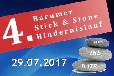 4. Barumer Stick & Stone Run